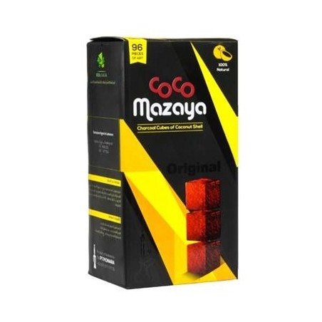 MAZAYA CHARCOAL LARGE 12 Box X 96 Pcs