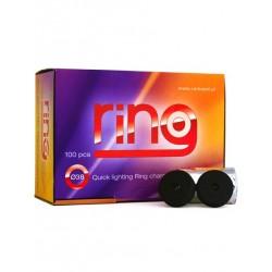 Ring Chrcoal 38 mm