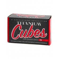 TITANIUM CUBE 72ct - 12Box/Case