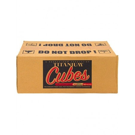 TITANIUM CUBE LOUNGE 12/CASE